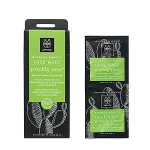 Moisturizing & Soothing Face Mask with Prickly Pear